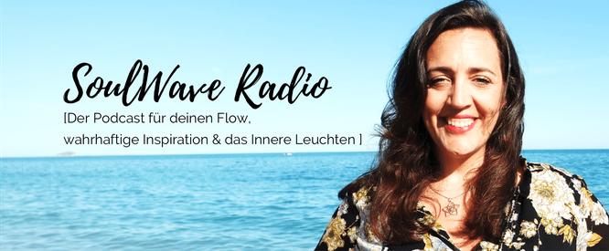 "Kaja Otto inspiriert mit ihrem Podcast ""Soulwave Radio"""