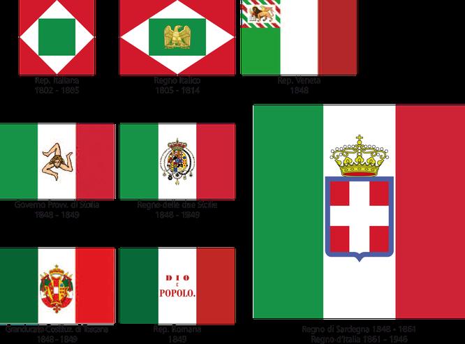 Il tricolore italiano associazione nazionale alpini for Bandiera di guerra italiana