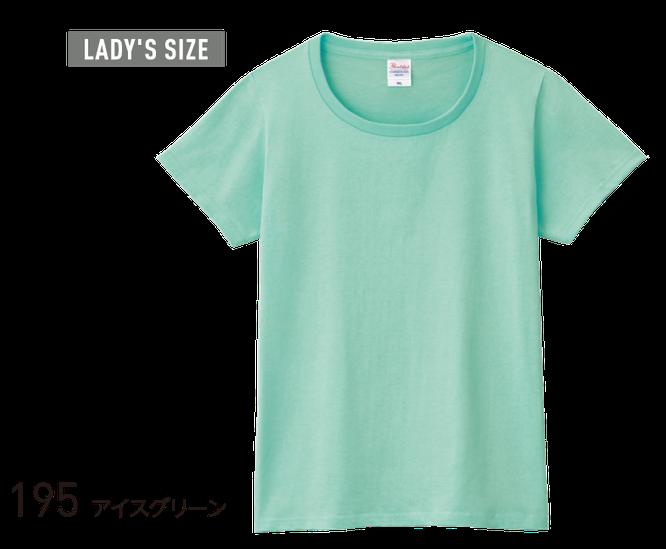 お得な個人ネームパックのTシャツ00083のレディース写真