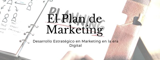 Elementos  claves en el desarrollo de un plan de marketing