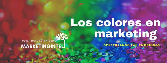 Los colores y las marcas, psicología del color