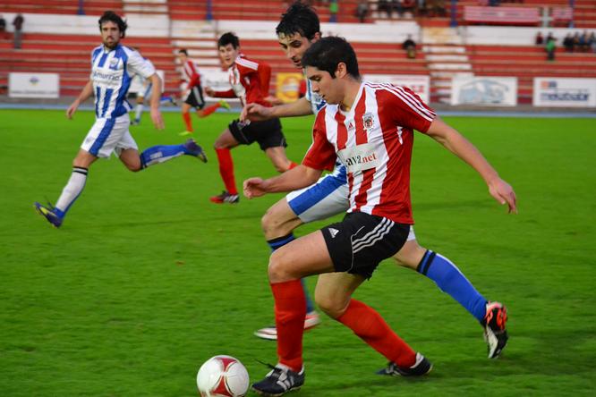 En el encuentro de la primera vuelta el Amurrio venció por 0-2 en Ellakuri.