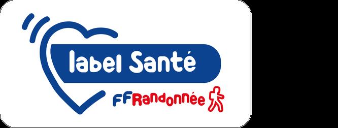 Nouveau logo  de la RANDO SANTE .