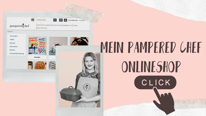 Ofenmeister, Pampered Chef, backen Brot