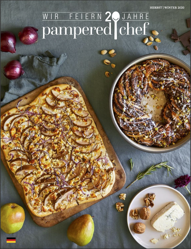 HERBST WINTER KATALOG 2020 Pampered Chef