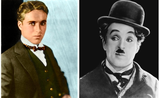 Чарли Чаплин и его экранный образ «Шарле»