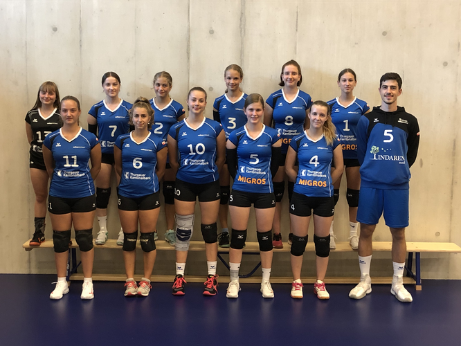 Damen U19 Volley Amriswil