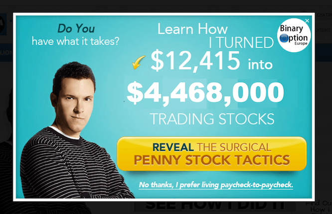 timothy sykes penny stock
