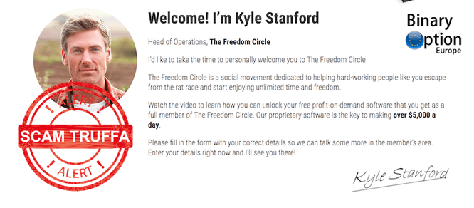 kyle stanford truffa freedom circle