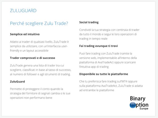 Avatrade copy trading zulutrade zuluguard
