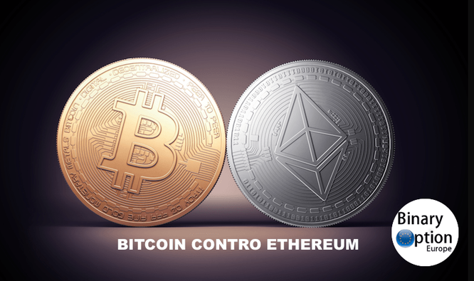 ethereum contro bitcoin differenze