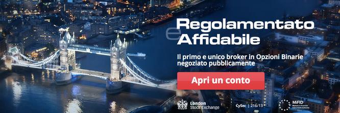 OptionFair regolamentato e affidabile broker quotato a Londra opzioni binarie