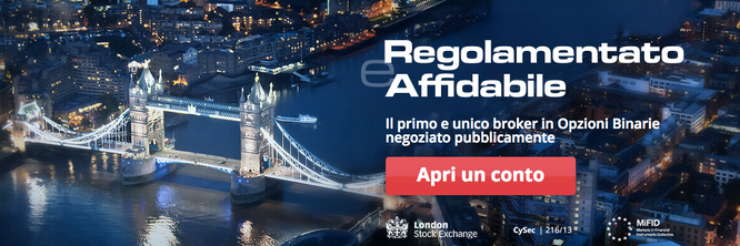 OptionFair regolamentato e affidabile broker quotato a Londra opzioni binarie