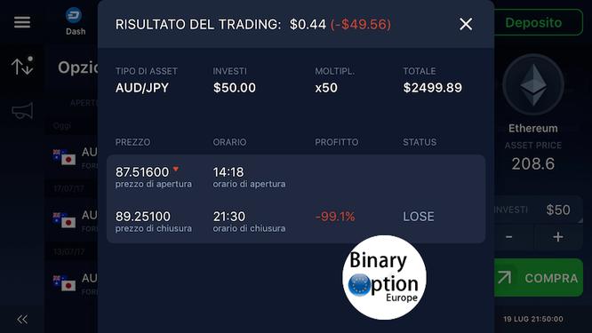 iq option forex stop loss margin call