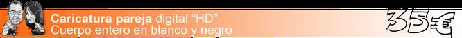 Caricatura personalizada individual cuerpo entero a todo color con posibilidad de pedir modificaciones sobre el resultado final en formato digital de alta resolución