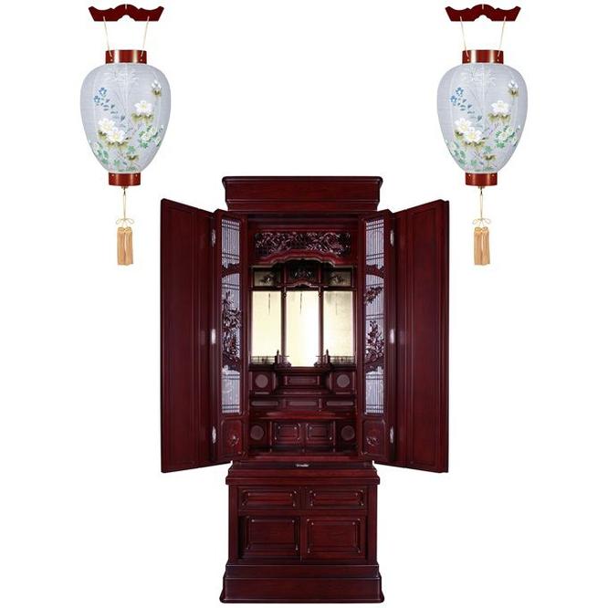 壺型とお仏壇