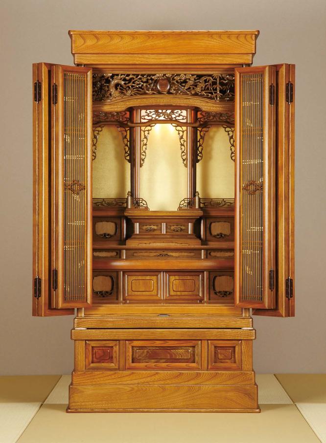 欅仏壇「なごみ」