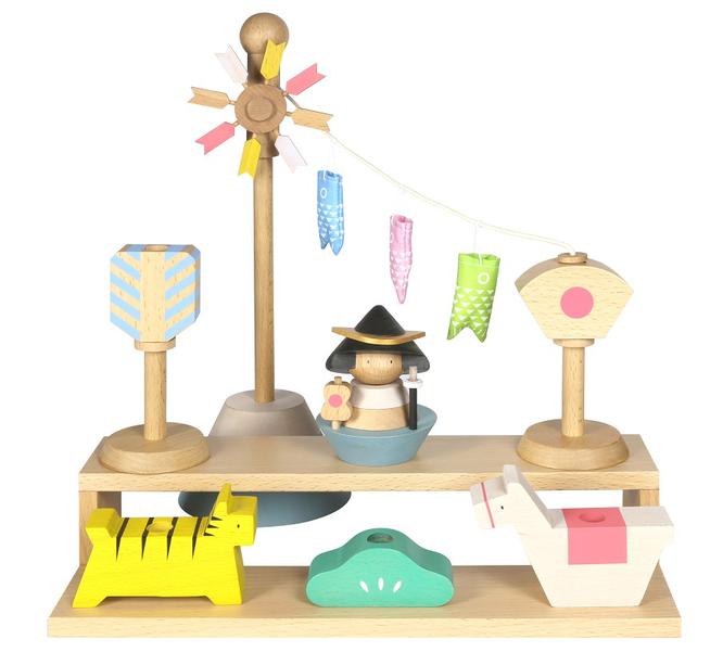 プーカのたんたんご 飾り方(台)