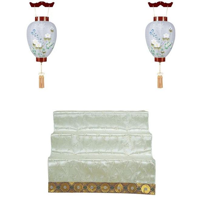 壺型と祭壇