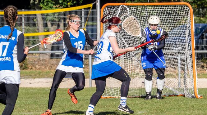 Lacrosse Sport Dortmund TSC Eintracht Wolverines