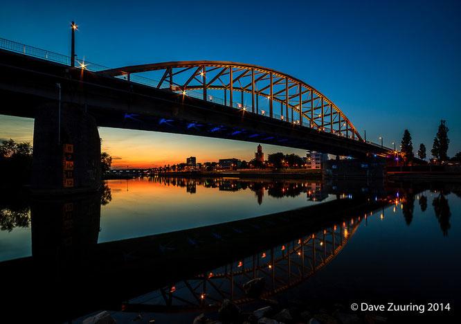 John Frostbrug, Arnhem, brug, Rijnbrug, operatie Market Garden, Brug tever, Bridge too Far,