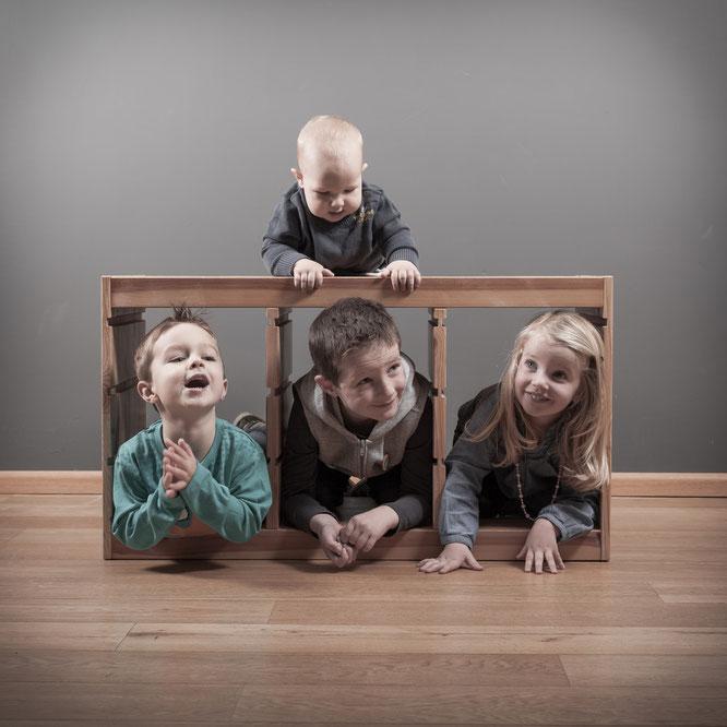 Kinderen, Familieshoot