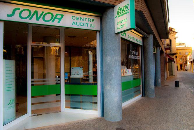 nuestro centro en Girona