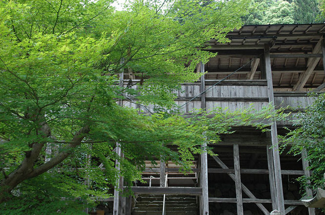 ● 八坂神社(杉生)