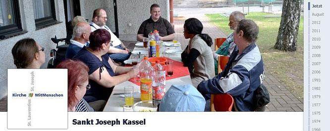 Abschied von Gunnar Plettenberg in St. Joseph - Einsatzende als allererster Bundesfreiwilliger in der Pfarrei St. Joseph