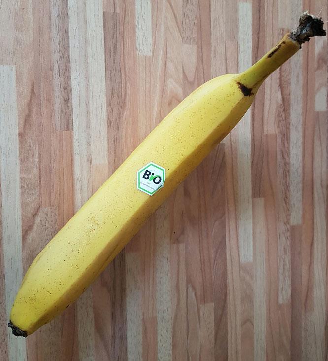 Bio-Banane: Gesunde Ernährung in Schwangerschaft & Stillzeit
