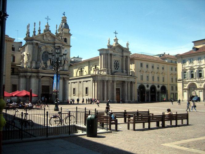 Piazza Castello (Turin)