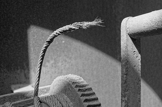 Das Leben ist ein Seiltanz ...