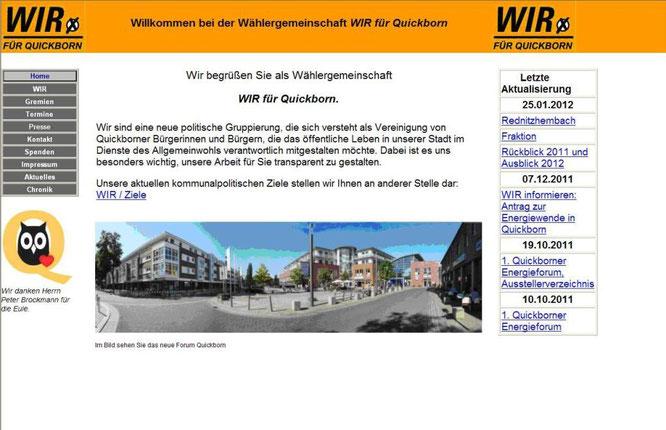 Wählergemeinschaft WIR für Quickborn