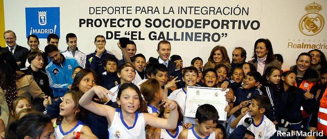 Imagen y texto: Real Madrid