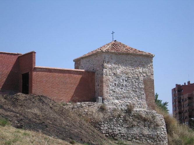 Ermita de la soledad. Vicálvaro