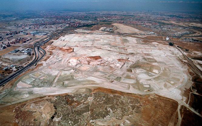 Imagen aérea de El Cañaveral (madridiario.es)