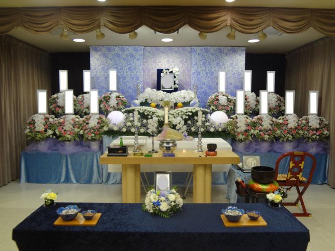 町田市 アシスト多摩境 家族葬