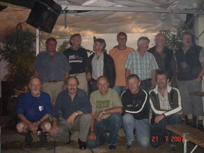 Ein Treffen der Legenden im 2007