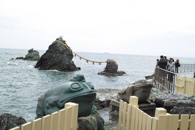 二見興玉(ふたみおきたま)神社