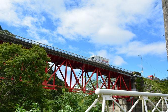 水道トラス橋