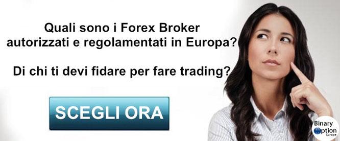 migliori forex broker italiani autorizzati consob cysec