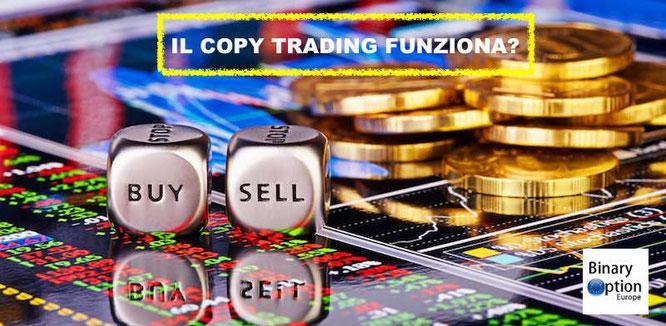 copy trading e social trading funziona o truffa