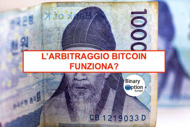 bitcoin arbitraggio strategia criptovalute