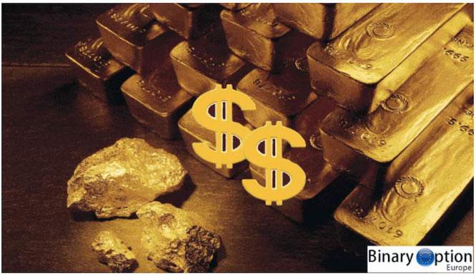 come mettere al sicuri i risparmi con l'oro trading