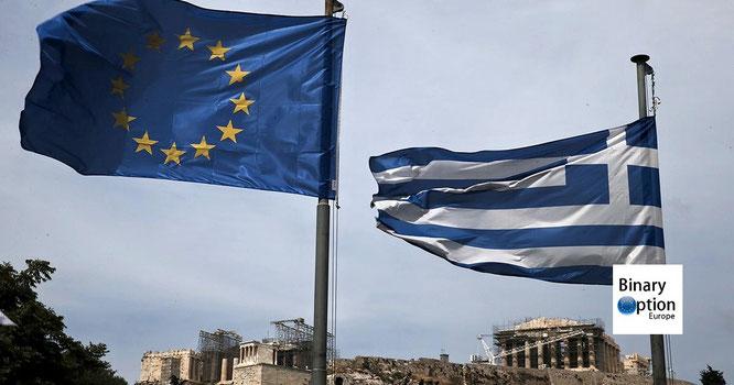Crisi Grecia Caos mercati finanziari opzioni binarie euro