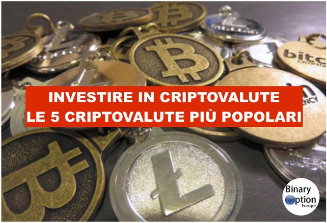 investire in criptovalute nel 2019