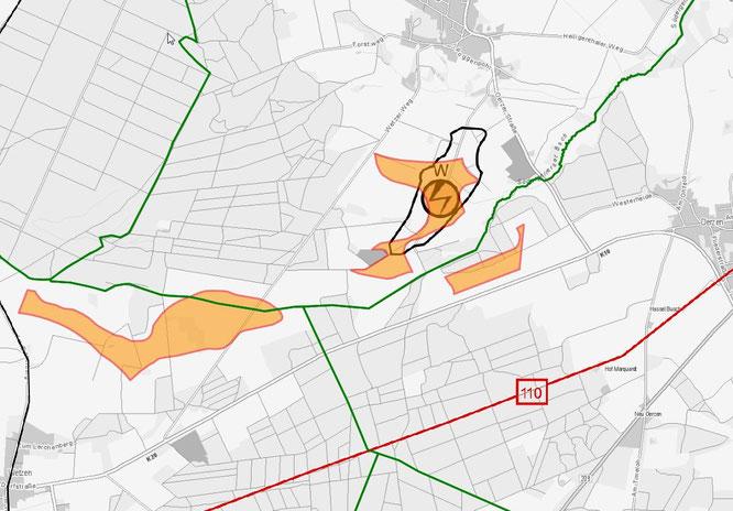Quelle : Geoportal Landkreis Lüneburg