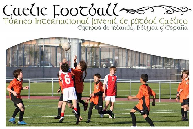 Jornada de fútbol gaélico en Vicálvaro 92352b3031e17