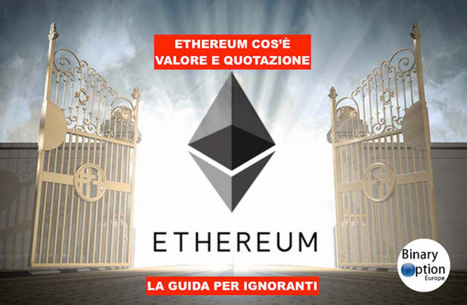 ethereum cos'è come funziona