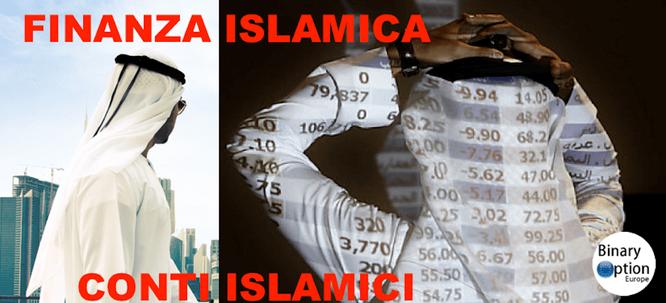 finanza islamica conti islamici trading 100% حلال ḥalāl